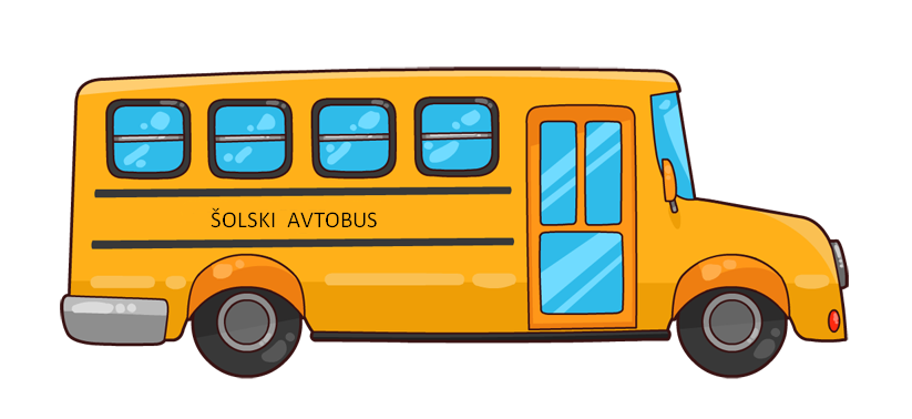 Spremenjen odhod šolskih avtobusov